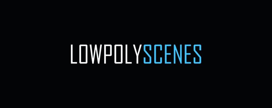 lowpoly scenes